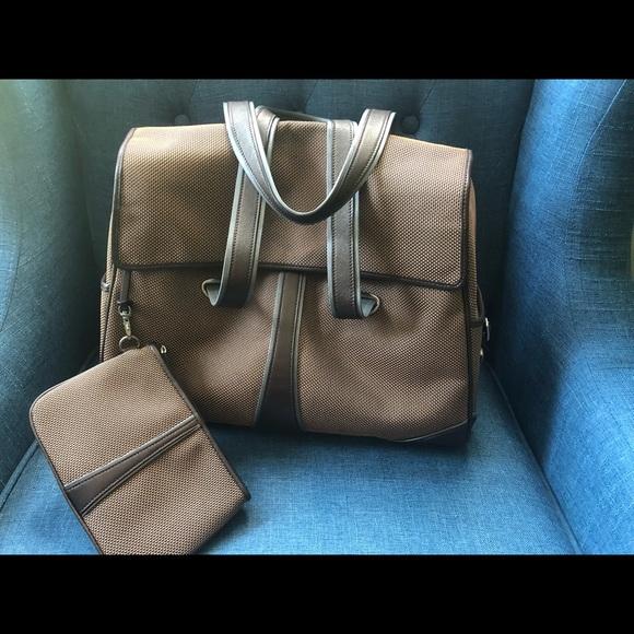 Tumi Handbags - Tumi travel (briefcase/computer) bag. New
